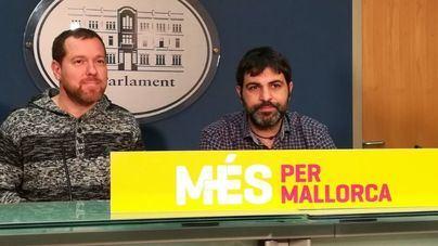 La vicepresidenta Busquets deja la portavocía de Més en el Parlament y le sustituye Josep Ferrà