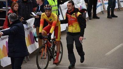Albert Torres entra en el top ten de la Challenge Ciclista Mallorca 2018