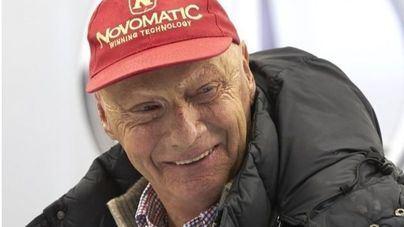 Niki Lauda intenta recuperar su compañía aérea por 30,3 millones de euros