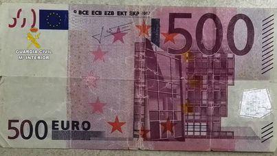 Detenido en Cala Millor con 1,5 kilos de hachís y un billete de 500 euros falso