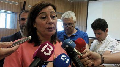 Armengol: No se dejarán de cubrir plazas de sanidad por el catalán