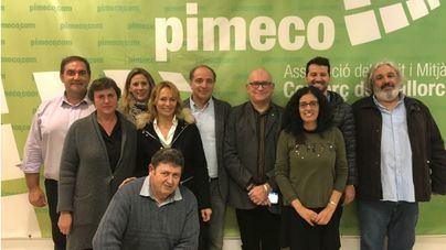 Toni Fuster sucede a Bernat Coll en la presidencia de Pimeco