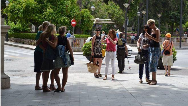 Los turistas extranjeros gastaron 14.600 millones de euros en Balears en 2017