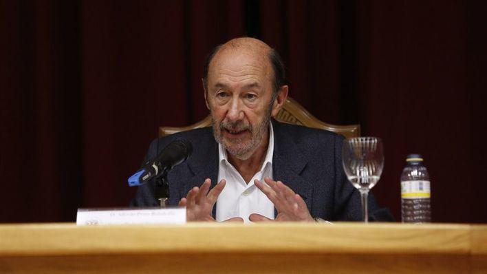 Rubalcaba asevera en Palma que