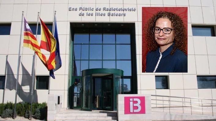 María Bau Rodríguez representa a Podem en el orgáno de dirección del ente público