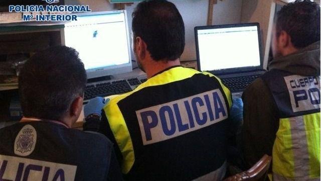 Dos detenidos en Palma en una macrooperación contra la pedofilia