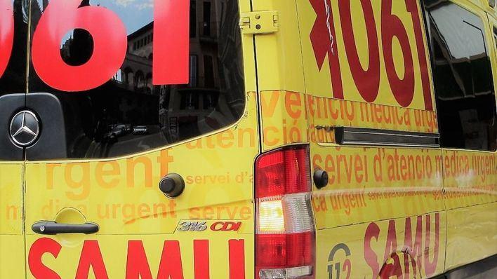Seis personas intoxicadas, dos de ellas en estado grave, por la mala combustión de una estufa en Palma