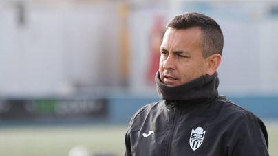El entrenador blanquiazul, Horacio Melgarejo, más cuestionado que nunca