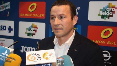 El Balears destituye a Melgajero tras la derrota ante el Lleida