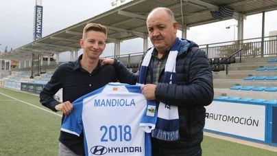 Javier 'Manix' Mandiola, nuevo entrenador del Atlètic Balears