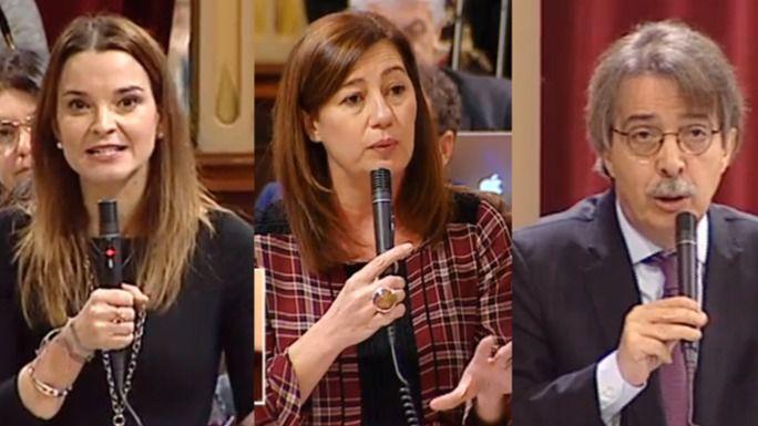 El asunto ha centrado el Pleno de este martes, con preguntas del PP y C's