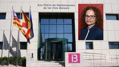Este martes hubo nuevo consejo de IB3 con la representante de Podem por 'skype'
