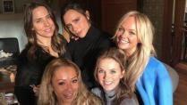 Las Spice Girls vuelven a los escenarios