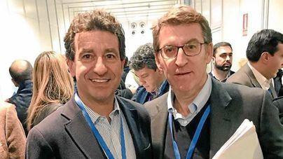Company se reúne con Núñez Feijóo para hablar de financiación, reforma electoral, alquileres y educación