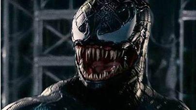 Tras el Bane de Batman, Tom Hardy es Venom