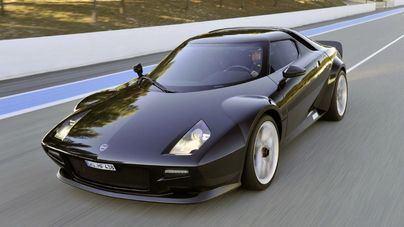 Vuelve el mítico Lancia Stratos en una serie limitada de 25 unidades