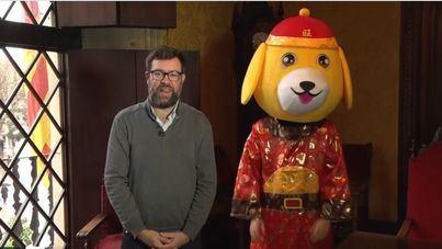 El alcalde de Palma manda un mensaje de felicitación por el Año Nuevo chino