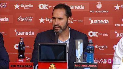 Vicente Moreno solo quiere ganar y llevarse los tres puntos