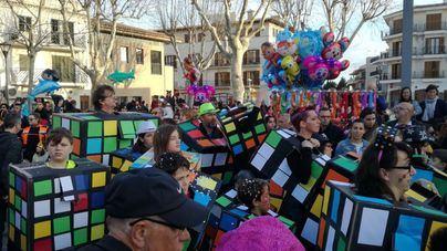 Palma acoge este domingo Sa Rua con 42 comparsas y 16 carrozas