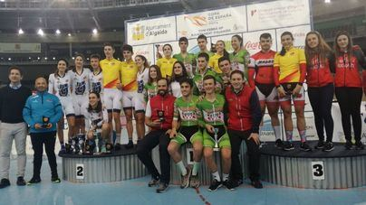 Palma Arena acogió la Copa de España de Pista Toni Cerdá