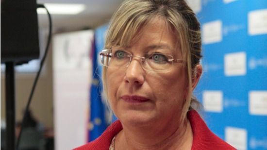 Patricia Gómez, consellera de Salut