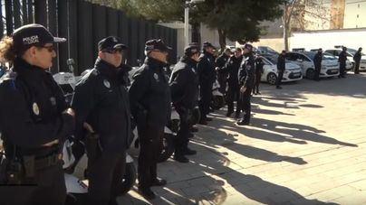 Palma recupera la Policía de barrio con 120 agentes a partir del lunes