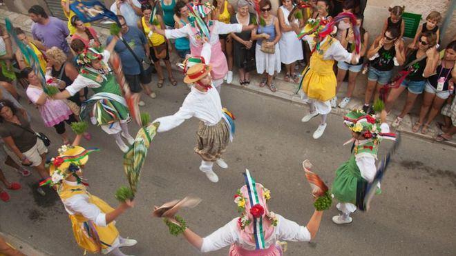 'Els Cossiers' de Montuïri inician el expediente como Fiesta de Interés Cultural