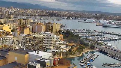 San Valentín nuboso y con subida de las temperaturas en Mallorca