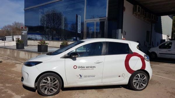 Urbia Services, empresa industrial con la mayor flota de vehículos eléctricos
