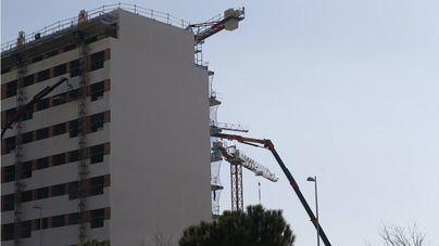 La construcción se recupera en Mallorca tras la crisis y crece un 12 por ciento en 2017