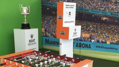 Blau Motors presume de la Copa del Rey de fútbol