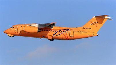 La compañía rusa reanuda los vuelos con aviones AN-148 tras el accidente