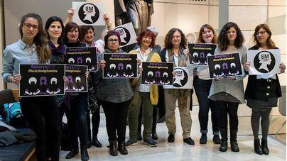 Podem se une a la huelga de mujeres: