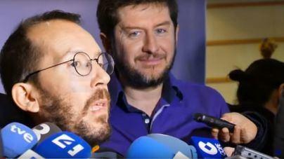 """Pablo Echenique: """"en Cataluña no hay problema con el idioma"""