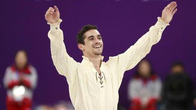 Javier Fernández se cuelga el bronce olímpico
