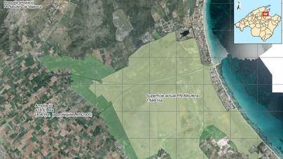 Propuesta de ampliación del PN