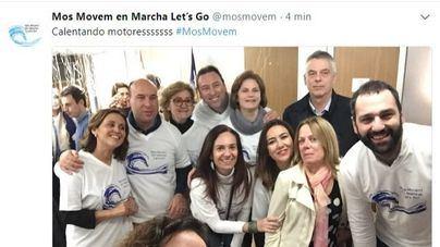 'Mos Movem' calienta las redes sociales ante la manifestación convocada en Palma