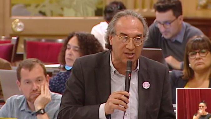 Imagen de archivo: el conseller Martí March