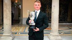 El mallorquín Marcus Cooper recibe el Premio Nacional del Deporte