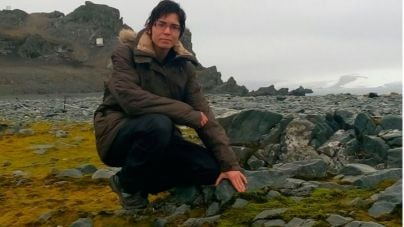 La UIB estudia el cambio climático en las plantas de la Antártida