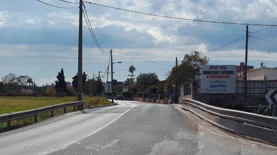 El Consell eliminará una curva peligrosa del Camí Vell de Bunyola que suma 56 accidentes en 10 años