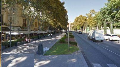 """Piden a Cort reabrir el tráfico en Antoni Maura y más aparcamientos ante las """"pérdidas en el comercio"""""""