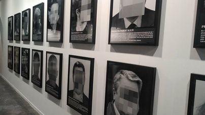Arco retira la obra de Sierra que retrataba a 'presos políticos'