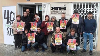Los grupos de apoyo a Valtonyc anuncian manifestaciones en Palma