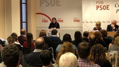 Garrido: 'Nuestro proyecto es de 8 años y queremos seguir gobernando para definir la Mallorca del futuro'