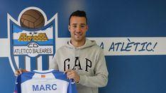 Marc Rovirola, nueva incorporación del Atlético Baleares