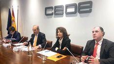 Carmen Planas, vicepresidenta de Relaciones Internacionales