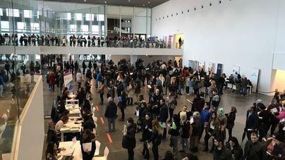 Masiva asistencia a la Feria de la Ocupación para cubrir 1.600 puestos