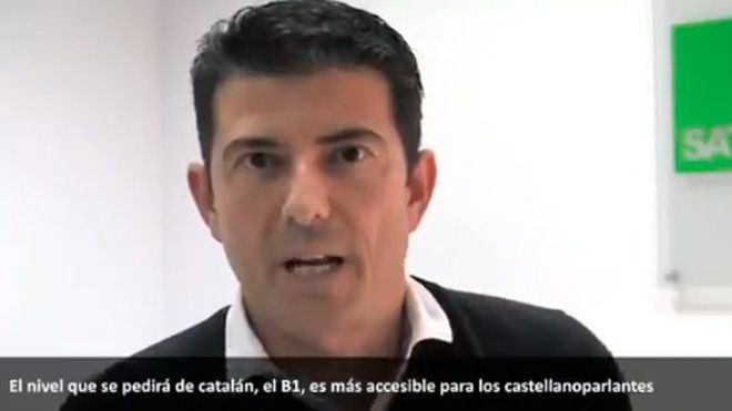 Jorge Tera, secretario de Satse Balears