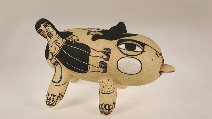 'House Keeper' recibirá el primer premio de la Bienal Internacional de Cerámica de Marratxí